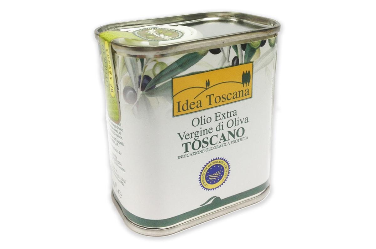 Kosmetyki z Toskanii - Oliwa z oliwek Extra Virgin
