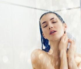 Naturalne żele pod prysznic